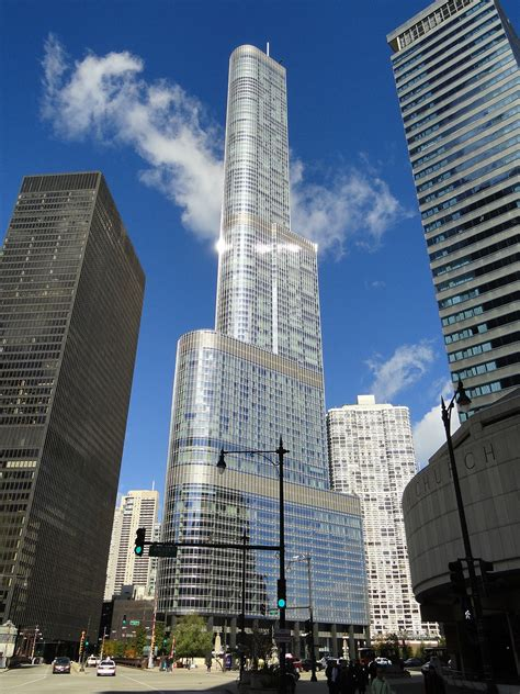 Trump International Hotel and Tower (Chicago) — Wikipédia