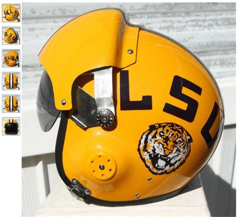 College Football Themed Motorcycle Helmets - South Eastern