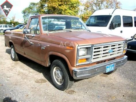 1985 Ford F-250 is listed Sold on ClassicDigest in