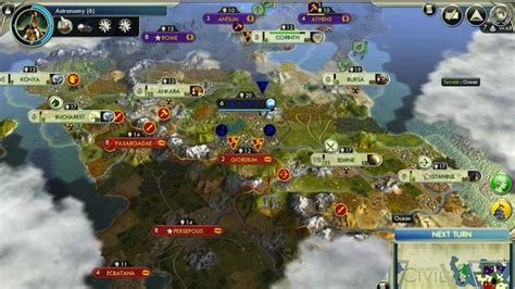 The city-states in your pocket: first look at Civilization