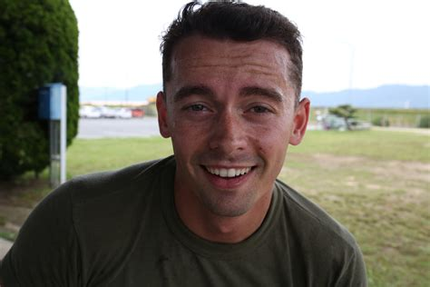 Face of Defense: Marine Pursues Life of Fitness for