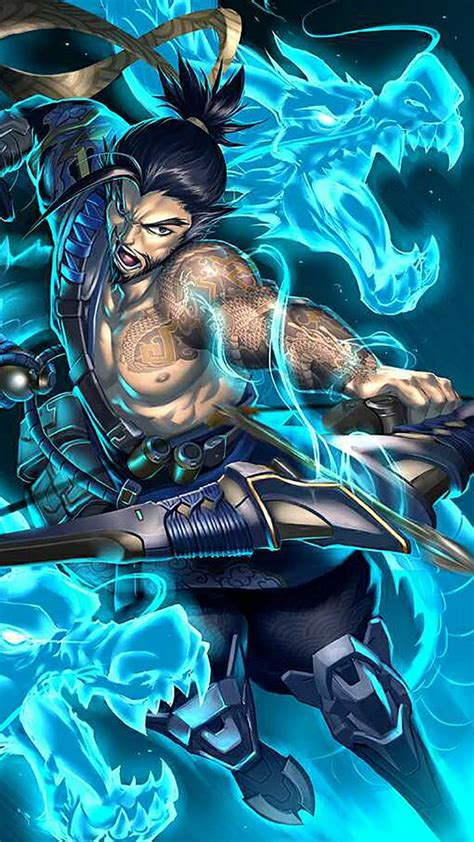 Hanzo wallpaper by thespawn0476 - d6 - Free on ZEDGE™