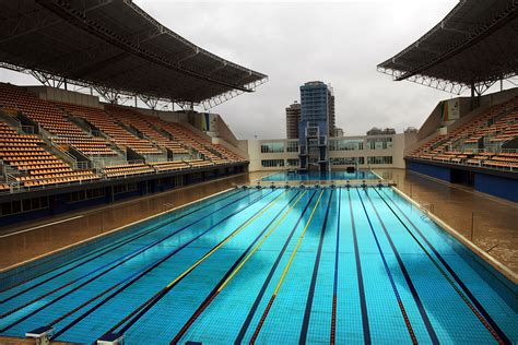 There's A Massive Conspiracy Theory About The Rio Olympic Pool