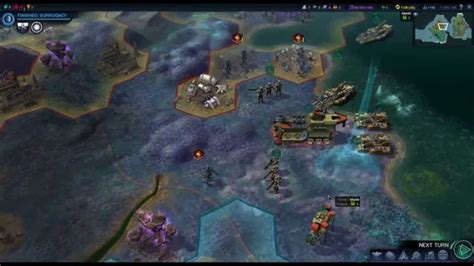 Sid Meier's Civilization: Beyond Earth - Official Gameplay