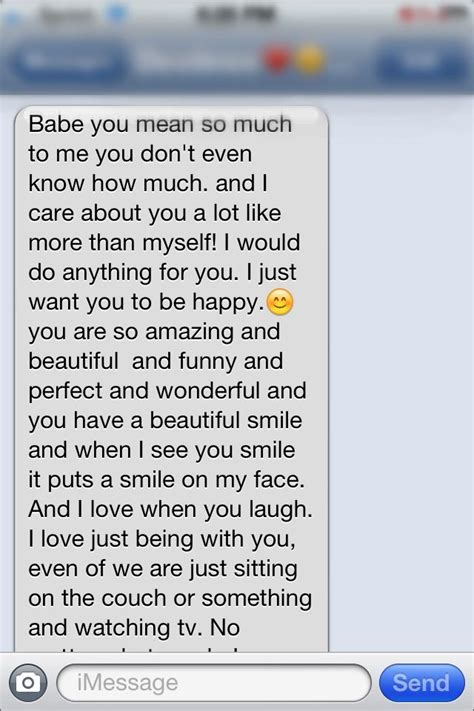 cute text messages | Cute Text Messages to Send Your