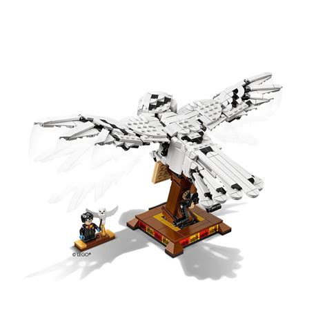 LEGO® Harry Potter™ 75979 Hedwig™ die Eule Modell ab 10