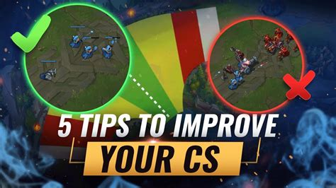 How To Farm Like a Pro: 5 Easy Tips For CSing - League of