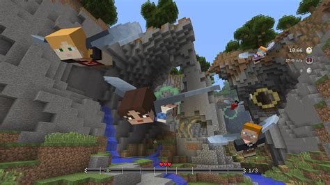 Free Minecraft Minigame DLC Lets You Fly This Week - GameSpot