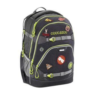 Coocazoo ScaleRale *Patchy* Limited Edition Schulrucksack