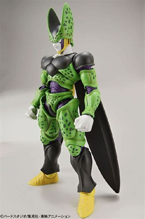 Figure rise Standard Perfect Cell action figure DRAGON