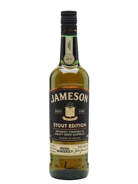 Jameson Caskmates Stout Edition : The Whisky Exchange