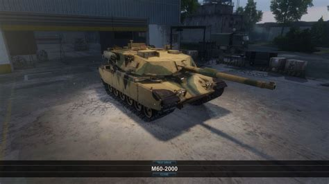 M60-2000 - Official Armored Warfare Wiki