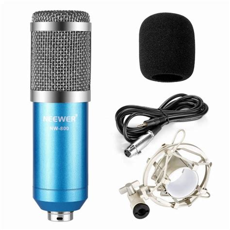 Neewer Nw800 Microphone Set Including: Nw-800 Professional