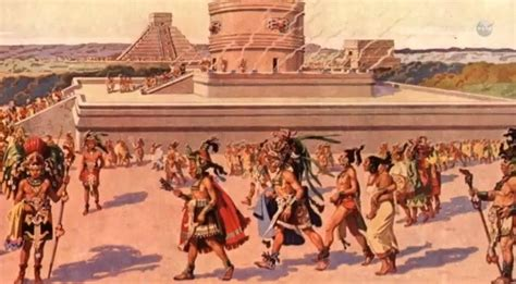 How working class of ancient Mayan civilisation lived
