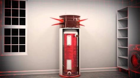 How a Heat Pump Water Heater Works - YouTube