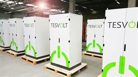 SMA qualifies Tesvolt battery for its Sunny Island