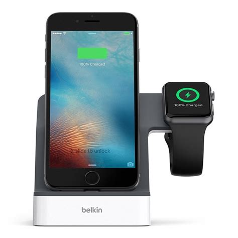 Belkin PowerHouse Charge Dock for iPhone and Apple Watch