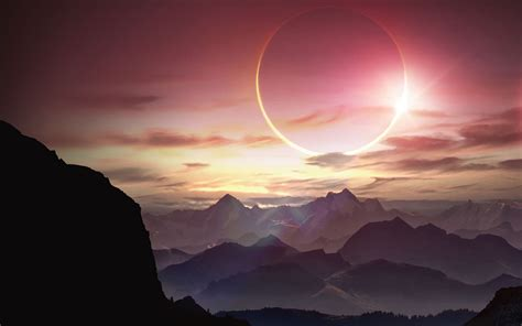 Solar Eclipse Wallpapers   Wallpapers HD