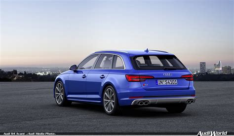 The new Audi S4 and S4 Avant: at the peak of the model