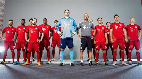 Bayern Munich Name Roster for UEFA Champions League Group